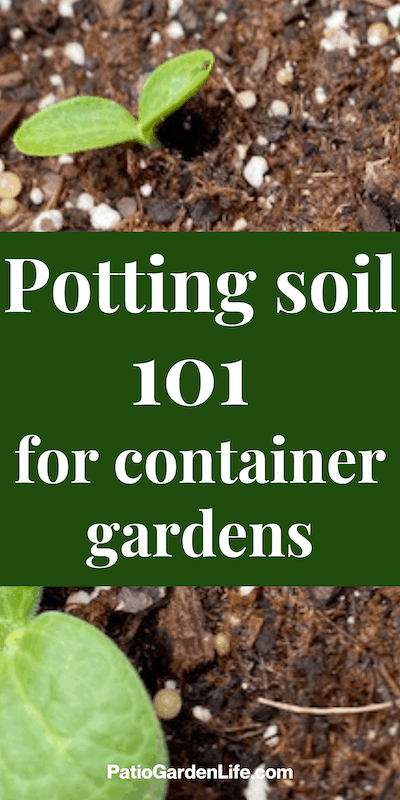 Your plants literally live in their soil, and they get almost all their water and nutrients there. So make sure you understand potting soil vs potting mix, nutrient ratios, DIY potting soil recipes, and the best pH for edible plants. We've got you covered in this 101 post!